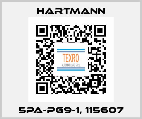 Hartmann-5PA-PG9-1, 115607 price